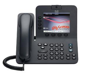 Standard phone 8945