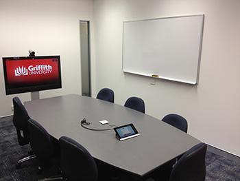 Basic standard video conferencing room