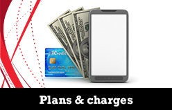 Plans & Charges